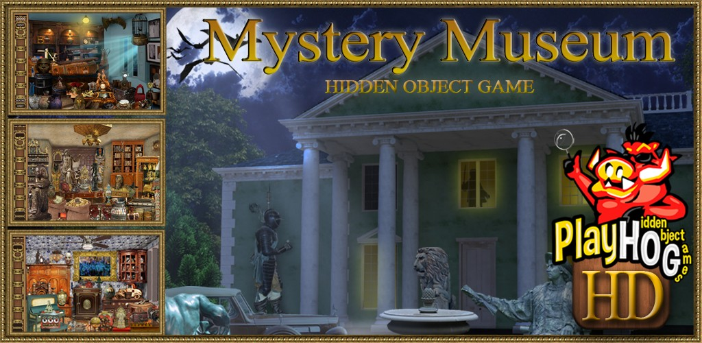 Mystery Museum - Find Hidden Object Game [Download] (Free Games Windows compare prices)