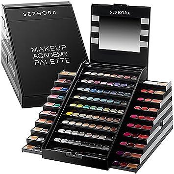 Resultado de imagem para sephora makeup academy palette
