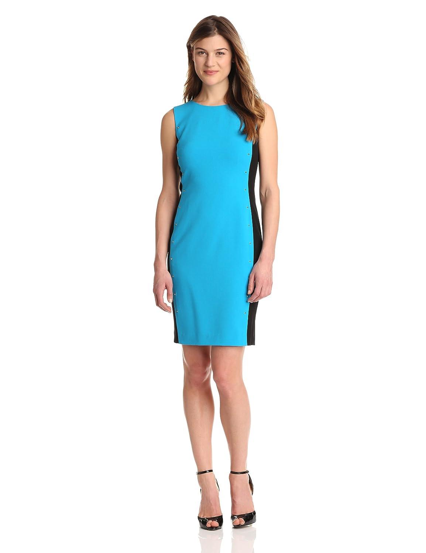 Best Colorblock Sheath Dress, Seekyt