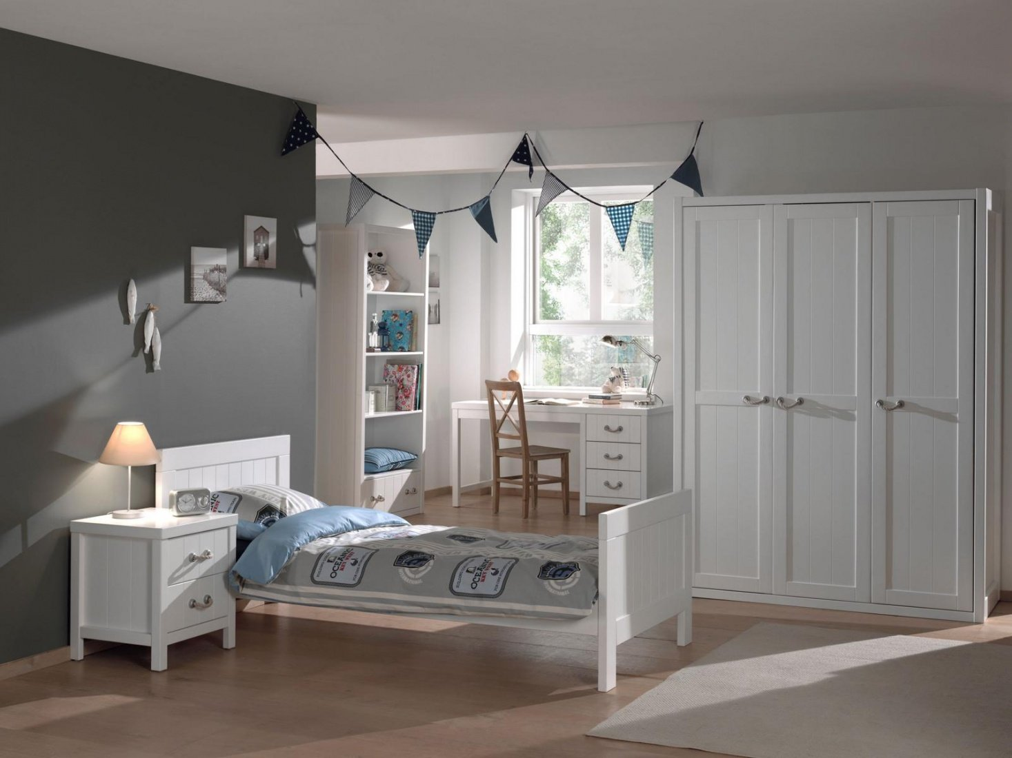Schlafzimmer-Set Lewis ( 5er Set) günstig online kaufen