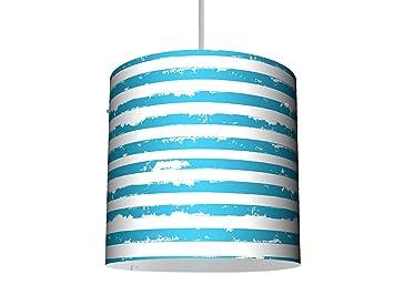 yourdea farbige lampenschirme passend f r ikea hemma mit motiv db459. Black Bedroom Furniture Sets. Home Design Ideas