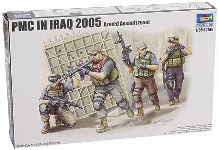 1/35 PMC Fire Movement Team, Iraq (4)