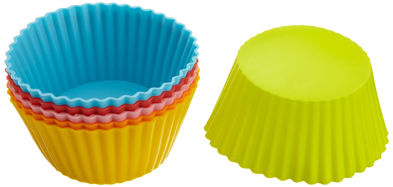 Casabella Jumbo Muffin Cups
