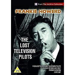 Frankie Howerd - The Lost TV Pilots [DVD]