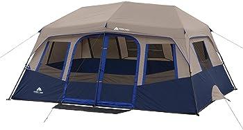 Ozark Trail 10-Person Cabin Tent Bundle