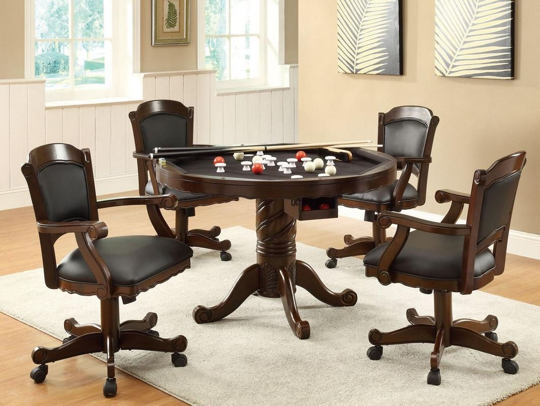 Dining Room Pool Table Combo Pool Table And Dining Room Table Combo Tips To Organize Room Clutter