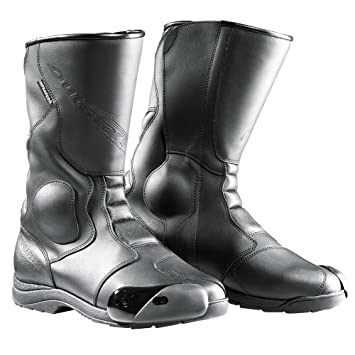 Outstars 00246 Bottes Moto Speed, Noir, 46