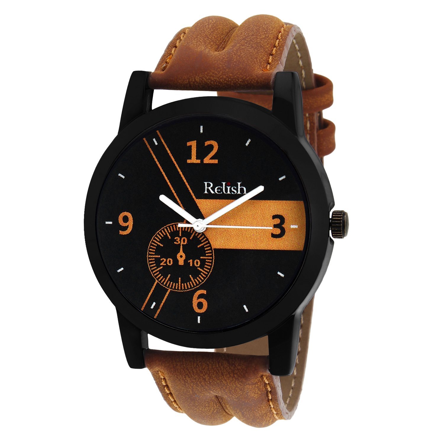 Deals on Relish Casual Analogue Multicolour Dial Men's Watch