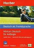 Hörkurs - Deutsch für Anfänger, Polnisch: Audio Kurs - niemiecki dla poczatkujacych / Paket: 2 Audio-CDs + Begleitheft