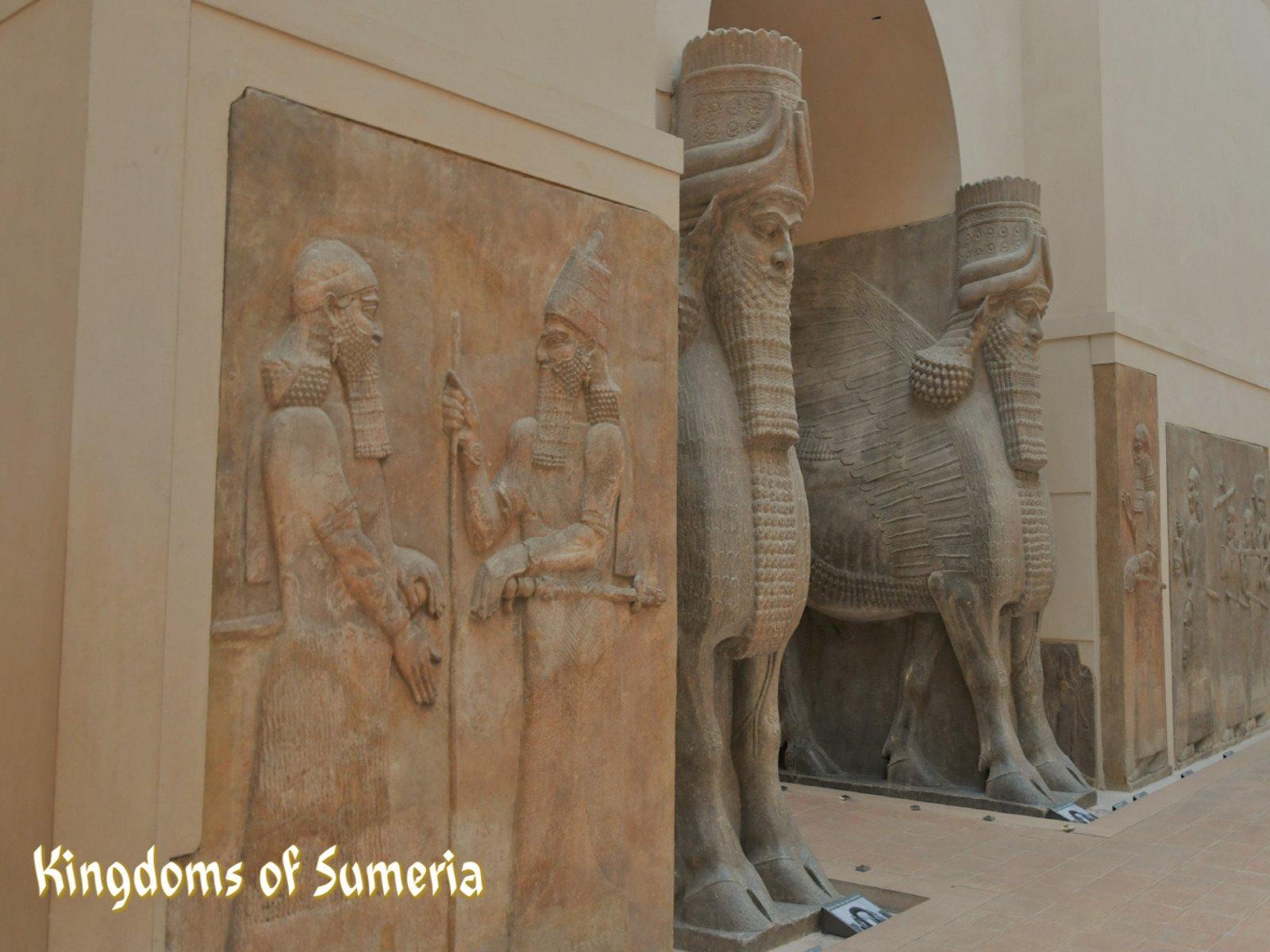 Kingdoms of Sumeria - Season 1