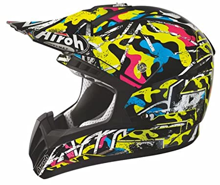 Airoh casque de moto cR901 cR1RO17 noir