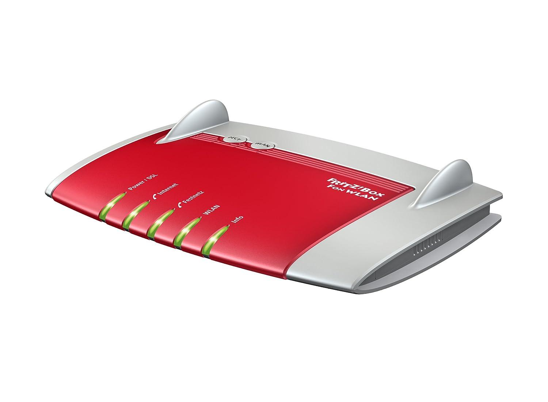 AVM FRITZ!Box 7390 A/CH, WLAN Router (VDSL/ADSL,