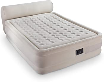 Intex Queen Ultra Plush Raised Airbed