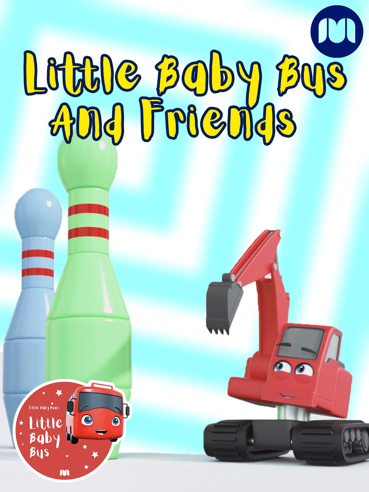 Little Baby Bus And Friends