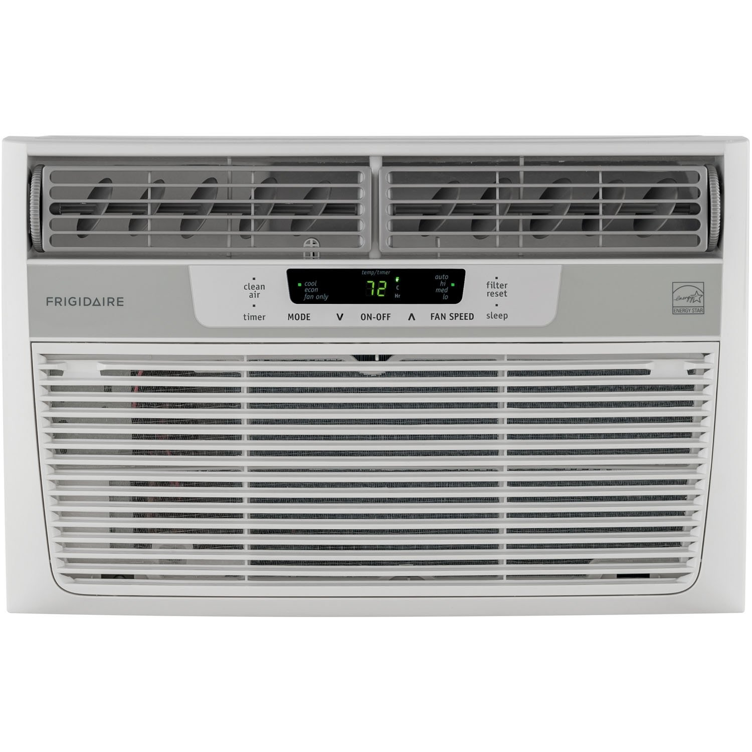 Frigidaire ffre0833q1 8 000 btu 115v window mounted for 14 wide window air conditioner