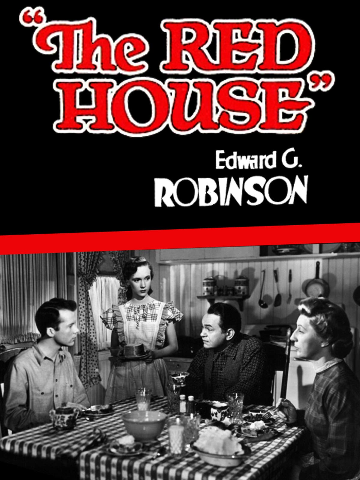 The Red House on Amazon Prime Video UK