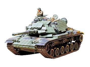 Tamiya - 35157 - Maquette - M60A1 - char d'assault US marine reactive armor - Echelle 1:35
