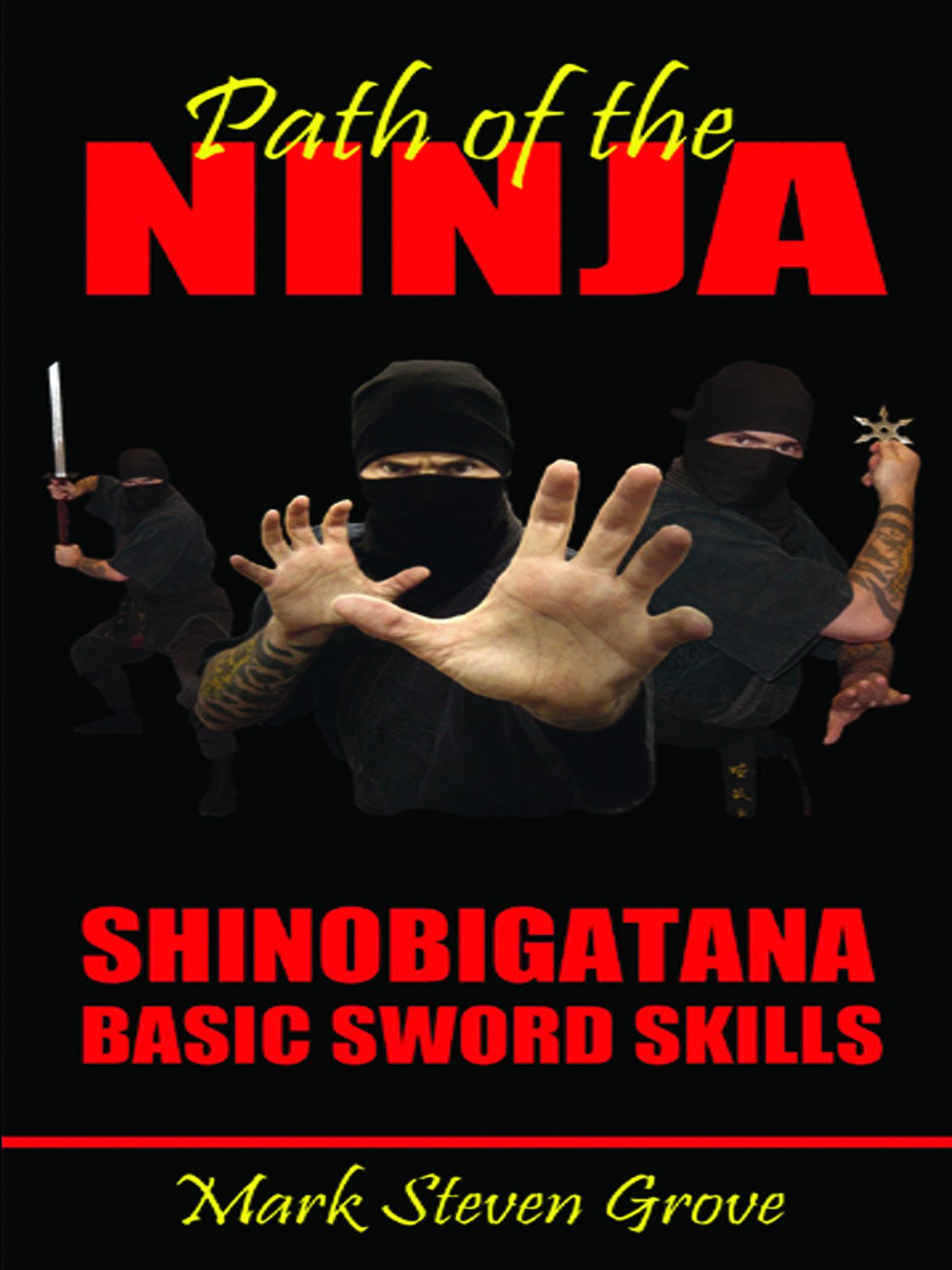 Path of the Ninja: Shinibigatana Basic Sword Skills