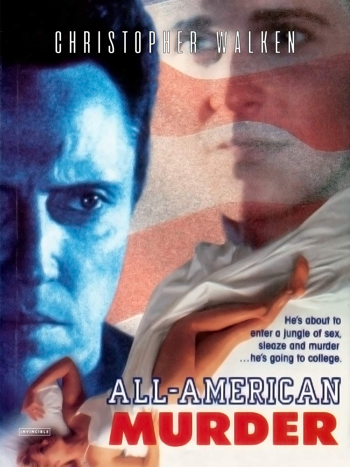 All-American Murder on Amazon Prime Instant Video UK