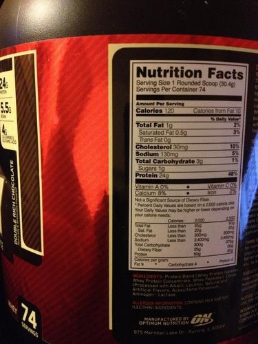 Amazon.com: Optimum Nutrition 100% Whey Gold Standard