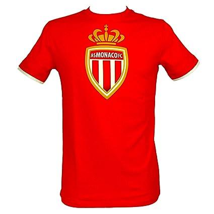 AS Monaco FC - Official 'AS Monaco' Men's T-Shirt -