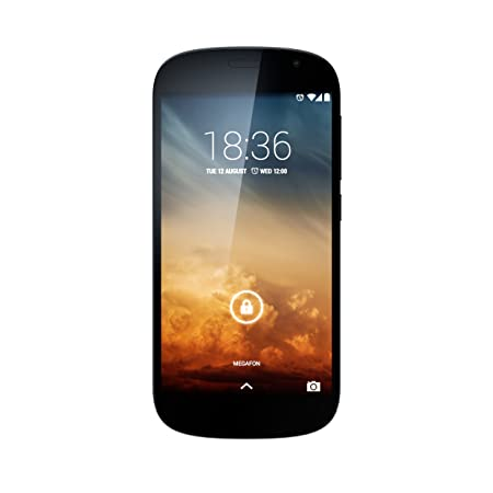 Yotaphone 2 Smartphone,mémoire de 32 Go - Noir