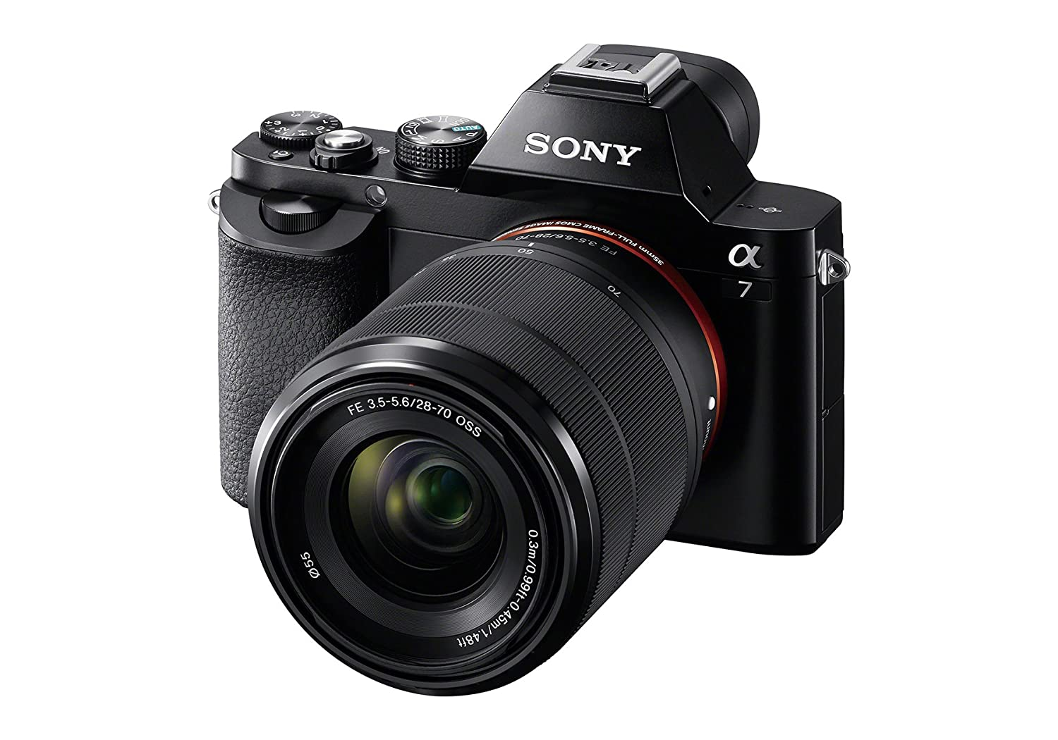 sony a7 kit 28-70mm lens