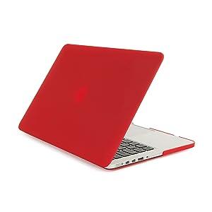 Tucano Nido Hard-Shell Case 13 Macbook Air (Red)
