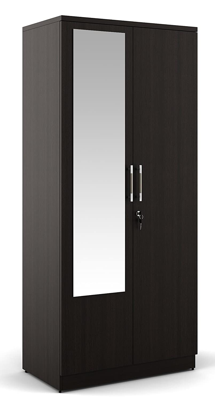 Spacewood Carnival 2-Door Wardrobe (Natural Wenge) By Amazon @ Rs.12,259