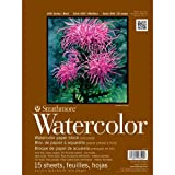 Strathmore 400 Series Watercolor Block, Cold Press, 9