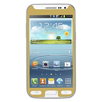 QAWACHH Gold Colour Tempered Glass For samsung Galaxy Grand Quattro i 8552 available at Amazon for Rs.450