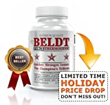 NEW! BELDT: Force Thermogenic - Best Selling Fat Burner, Weight Loss Pills, Energy, Focus, Metabolism Boost, Fitness Supplement - Used By Elite Fighters, Because It's Made For Elite Fighters - 60 Liquid Capsules