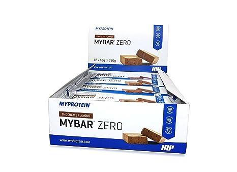 Myprotein My Bar Zero 12 x 65g Riegel Schoko