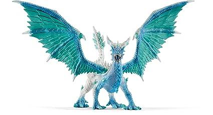 Schleich - 70541 - Dragon Féroce des Glaces