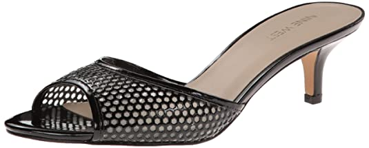 Women's Official Nine West WoYanetta Dress Sandal Clearance More Colors Available