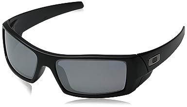 Oakley Mens GasCan Sunglasses  Oakley Sunglasses Black