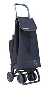 Rolser Logic Tour Pack PAC047 Wheeled Shopping Bag Black Thermal MF       Customer reviews and more information