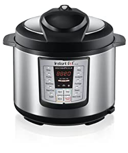 Instant Pot IP-LUX60 Pressure Cooker