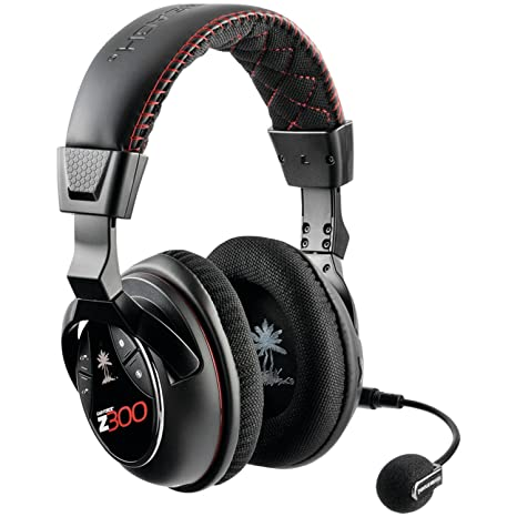 Turtle Beach Ear Force Z300 Entourer Casque audio Multicolore