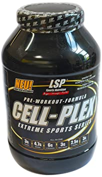 LSP Cell Plex Lemon, 1er Pack (1 x 2.52 kg)
