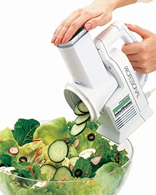 Presto 02970 Professional SaladShooter Electric Slicer/Shredder Via Amazon