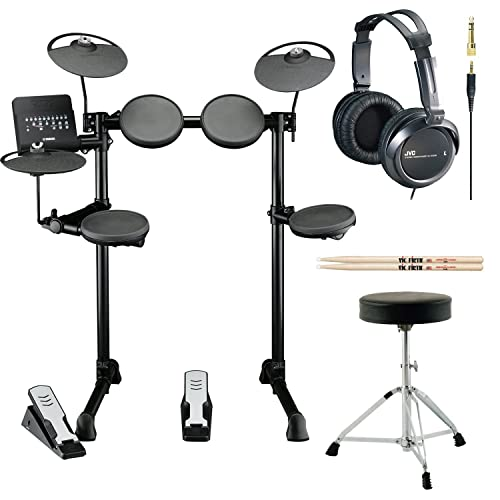 Yamaha DTX400K 10-Inch Electronic Drum Set