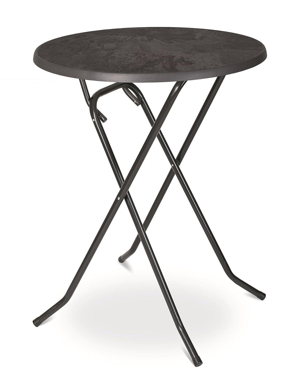 Dajar Ess/Klapp Tisch Pizarra Hoch fi 85 cm, grau