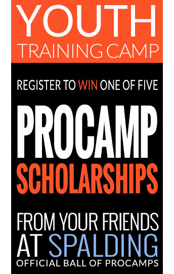 Pro Camps Scholarship