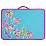Three Cheers for Girls Candy Explosion Lap Desk