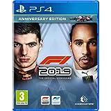 PS4 - F1 2019 - Anniversary Edition - [PAL EU - NO NTSC]