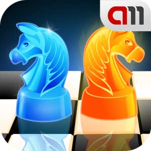 Ice And Flame Chess 3D from Academ Media
