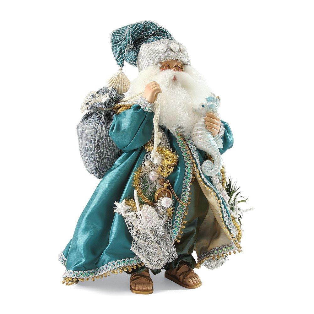 Santa figurines figurine and nautical on pinterest