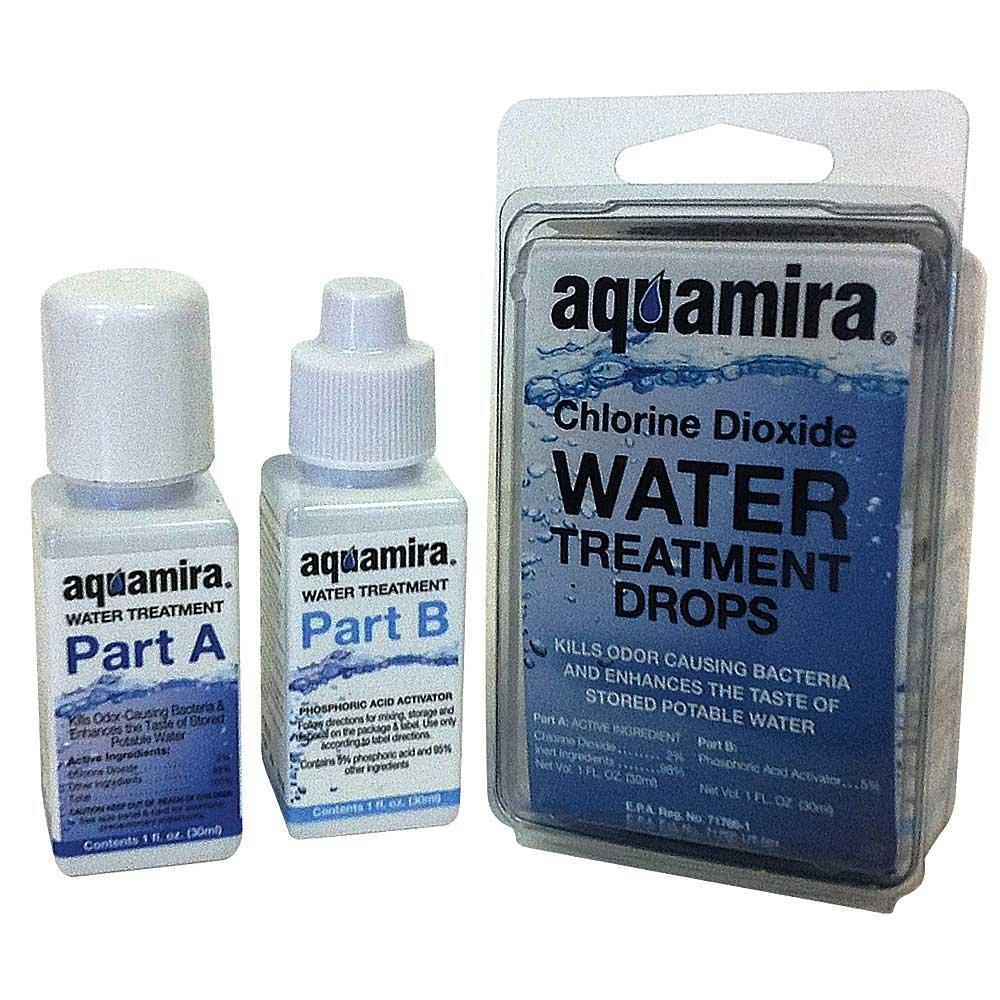 Aquamira Water Treatment Drops