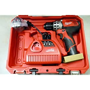 Milwaukee 2410-22 12v Compact Cordless Drill